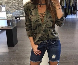 style, fashion, and look image