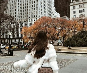 fashion, fall, and city image