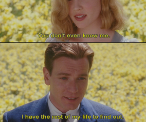 love, big fish, and movie image