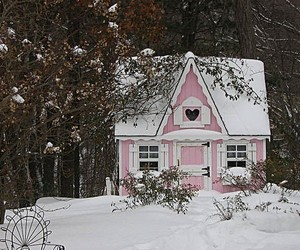 aesthetic, house, and cute image