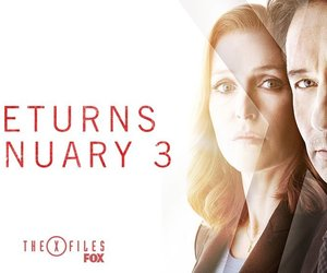 dana scully, fox mulder, and x files image