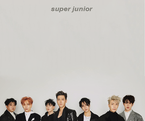suju, wallpaper, and superjunior image