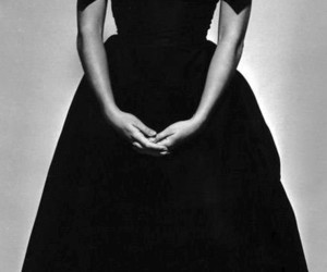 grace kelly, classic, and fashion image