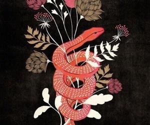 snake and art image