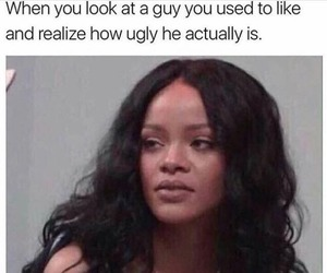 meme, funny, and rihanna image