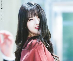 gfriend, kpop, and jung yerin image