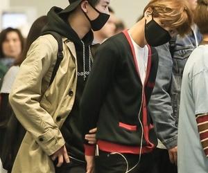 exo, chanyeol, and kai image