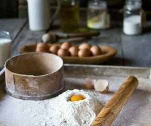 baking, cottage, and country image