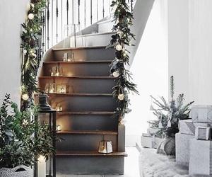 home, christmas, and decoration image