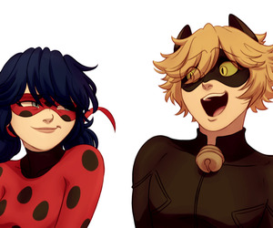 50 Images About Miraculous Ladybug Chat Noir On We Heart It See