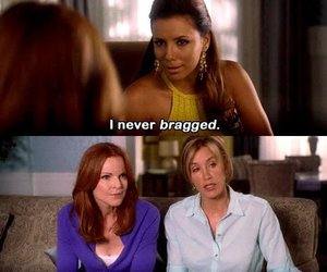 funny, Desperate Housewives, and eva longoria image