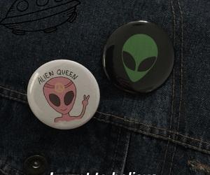 alien, believe, and kawaii image