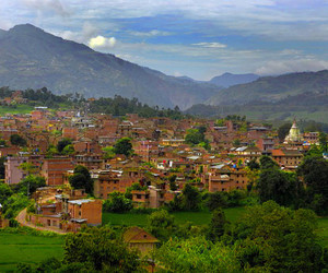 asia, Kathmandu, and landscape image