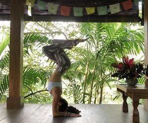 organic, sustainable, and yoga wear image
