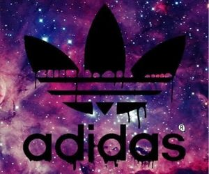 addidas, galaxy, and swag image