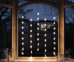 lights, decoration, and tumblr image