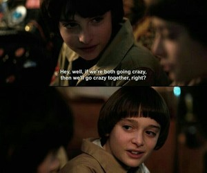 stranger things, mike, and will image