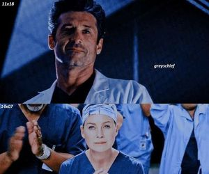 greys anatomy and meredith grey image