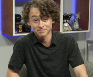it movie, wyatt oleff, and pennywise image