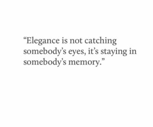 quotes and elegance image
