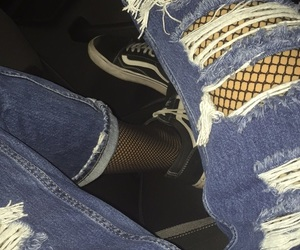 flesh, jeans, and legs image