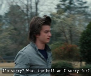 stranger things, netflix, and quotes image
