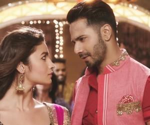bollywood, couple, and hindi image