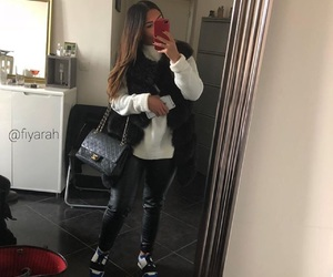 bag, shoes, and tenue image
