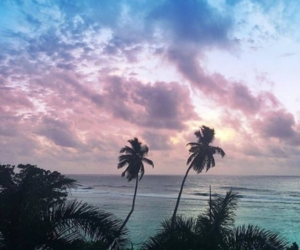 sky, sea, and summer image