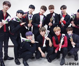 wanna one image