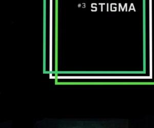 stigma, wallpaper, and v image