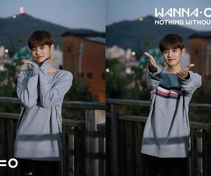 daehwi, wanna one album, and wanna one image