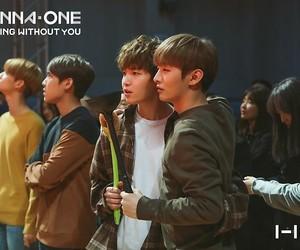jaehwan, yoonjisung, and wanna one image