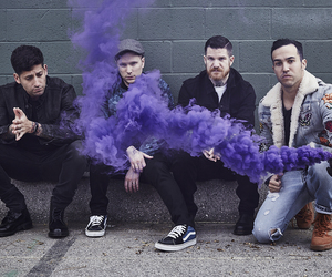 fall out boy and music image