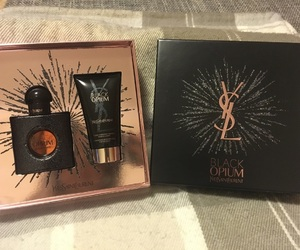 fragrance, gift, and YSL image