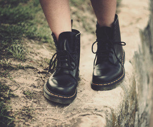 cool, hipster, and dr martens image