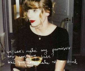 Taylor Swift, delicate, and Lyrics image
