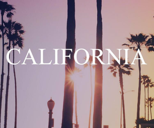 beautiful and california image
