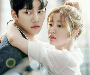 couple, nam ji hyun, and ji chang wook image