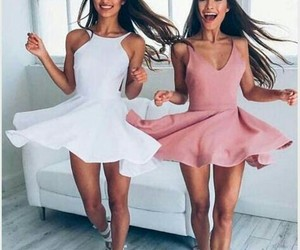beauty, sisters, and bestfriends image