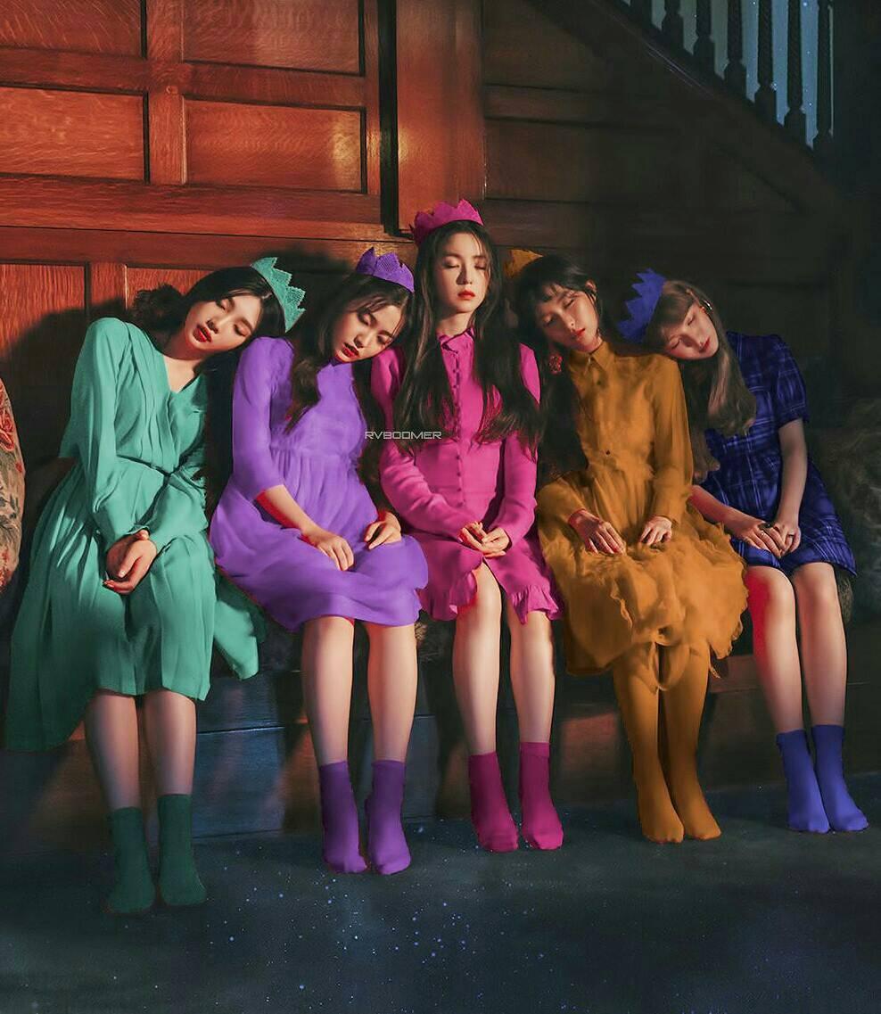 Perfect Velvet Teaser Rainbow Edit On We Heart It