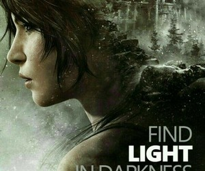 fan art, game, and tomb raider image