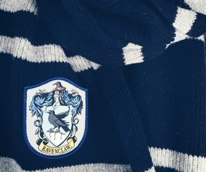 ravenclaw, harry potter, and blue image
