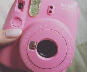 camera, instax, and photo image
