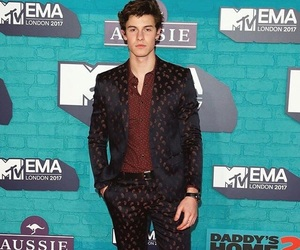 shawn mendes, boy, and red carpet image