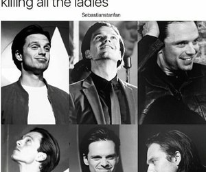 sebastian stan, actor, and funny image
