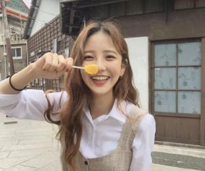 girl, lollipop, and ulzzang image