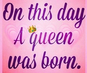 birthday, Queen, and happy birthday image
