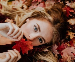 autumn, beauty, and explore image