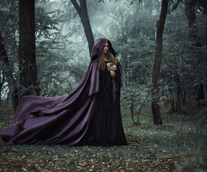 witch and woods image